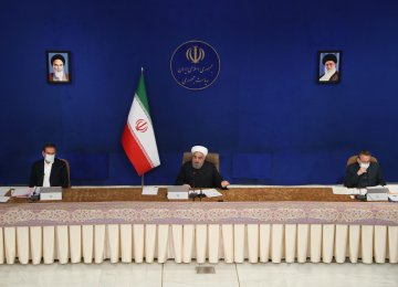Rouhani Hails Imminent End of Arms Ban Despite US Sabotage
