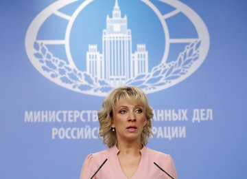 Russia Says Will Continue Efforts to Maintain Nuclear Deal