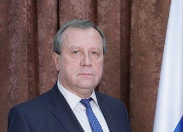 Russia Envoy Defends Iran's Presence in Syria