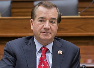 US House Panel Votes to Sanction Iran for Alleged Rights Abuses