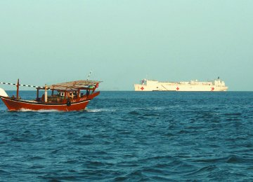 Saudis Release Iranian Fishermen After Nine Months