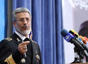 Naval Presence on High Seas Underscored