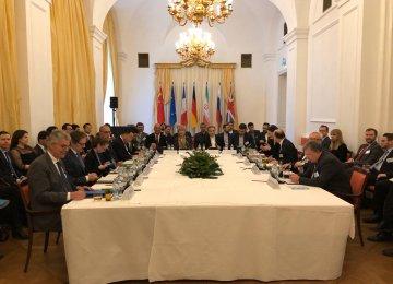 EU Stresses Collective Duty to Preserve JCPOA