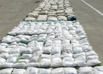 Over 2 Tons of Narcotics Seized