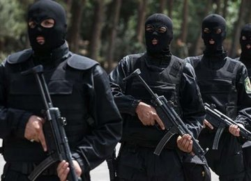 Arms Caches for Terror Plots Seized