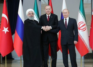 Sochi Summit on Syria Set for Feb. 14