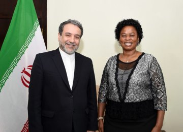 South Africa Says Will Stand by Iran in Sanctions Era