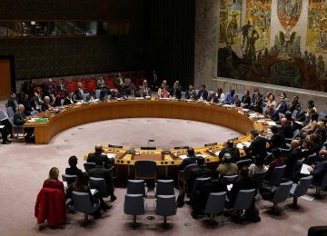 Security Council Expected to Prevent US From Undermining UN