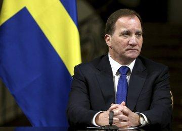 Sweden Backs EU Efforts to Keep Nuclear Deal