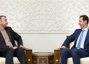 Call for Consolidation of Syria Truce