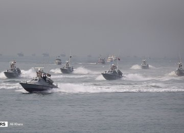 IRGC Seizes Another Fuel Smuggling Vessel in Persian Gulf
