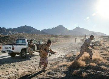 Increase in Terror Attacks in Border Regions