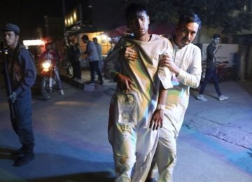 IS Attacks in Kabul Condemned