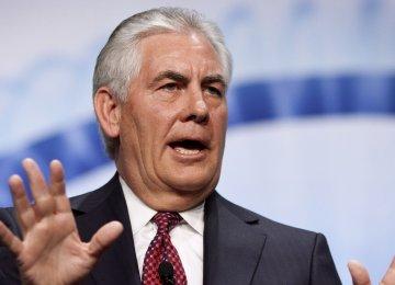 US Not Seeking to Scrap Iran Nuclear Deal