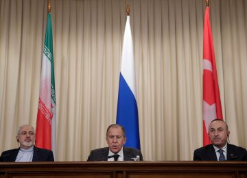 Top Diplomats Convene Ahead of Syria Summit