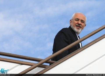 Zarif to Visit Russia, N. Korea