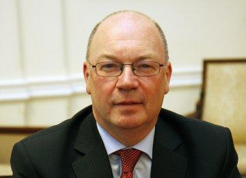 UK Junior Minister Due