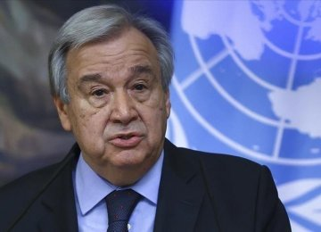 UN Welcomes Greater Mutual Cooperation on Mideast Issues