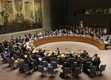 Majority of UNSC Members Oppose US Push for Return of Iran Sanctions