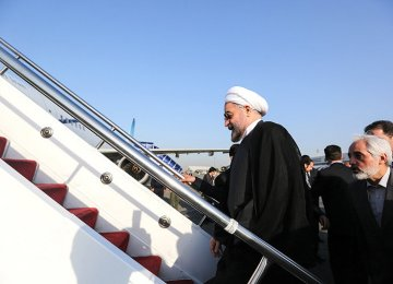 Rouhani to Visit China