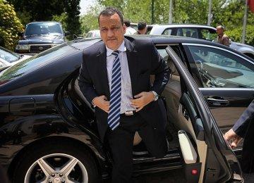UN Envoy, Deputy FM Discuss Yemen