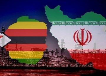 Envoy Urges Closer Iran-Zimbabwe Relations