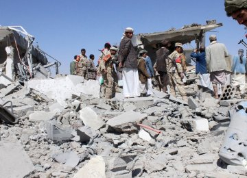 Saudi forces have been widely accused of committing war crimes during the campaign in Yemen.