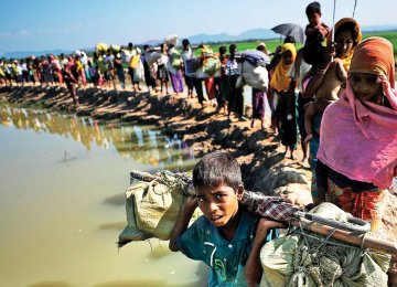 UN Human Rights Chief: Myanmar Military Atrocities Against Rohingya May Be Genocide
