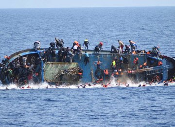 23 Migrants Likely Dead on Trip From Libya to Italy