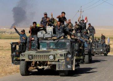 Iraqi, Kurdish Forces Reach Ceasefire Deal