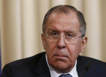 Lavrov Says Nobody Wants War on Korean Peninsula