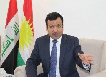 Speaker of Iraqi Kurdish Parliament Quits