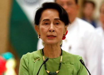 UN: Suu Kyi May Face Genocide Charges Over Rohingya Crisis