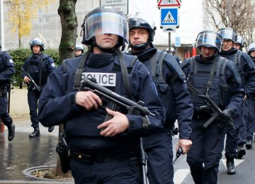 Gerard Collomb told RTL last month that as many as 32 attack plots have been thwarted in the past two years in France.