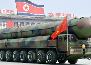 North Korea Fires ICBM, Says Is Significantly More Powerful