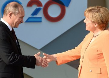 Germans Say Russia More Reliable Than US