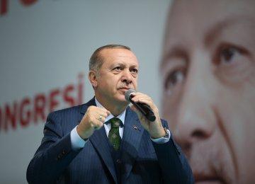Erdogan Says Turkey Will Open Embassy in East Beit-ul-Moqaddas