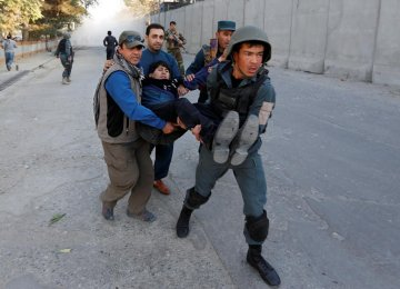 14 Dead as Blast Rocks Embassy District in Kabul