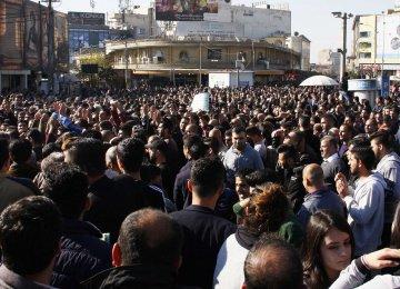 Hundreds Arrested in Iraqi Kurdistan Since Anti-Corruption Protests Began Last Week