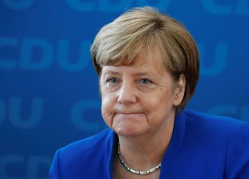 Merkel's Coalition Woes Multiply as Ally Weakened