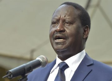 "Odinga: Kenya Election Rerun ""Must Not Stand"""