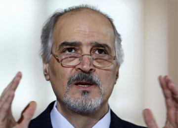 Syrian Gov't Returns to Geneva Talks