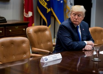 Trump, Democrats Spar as Gov't Shutdown Looms