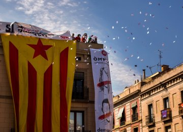 Catalonia Refuses to Renounce Independence