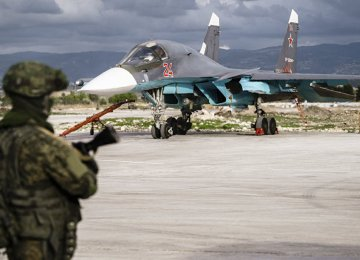 Russia May Reduce Military Presence in Syria