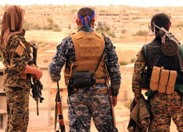 Former SDF Spokesman Says Syria Rebel Group Was Created as Cover