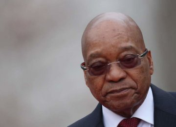 S. Africa's Top Court Delivers Impeachment Blow to Zuma