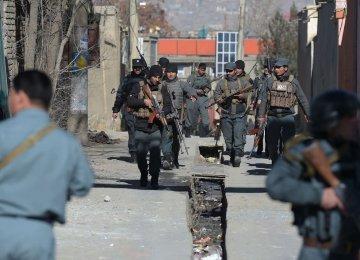 IS Terror Hits Kabul