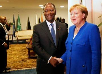 Squalid Libya Migrant Camps in Spotlight at EU-Africa Summit