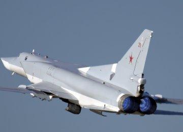 Russian Bombers Hit IS Targets  in Deir al-Zor